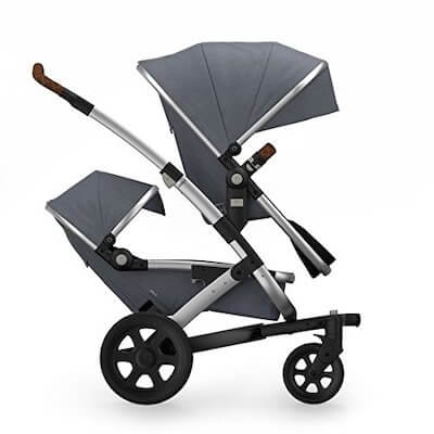 Joolz Geo with expandable second seat