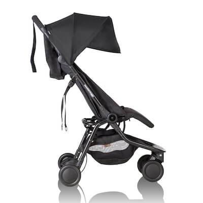 mountain buggy nano stroller for travel