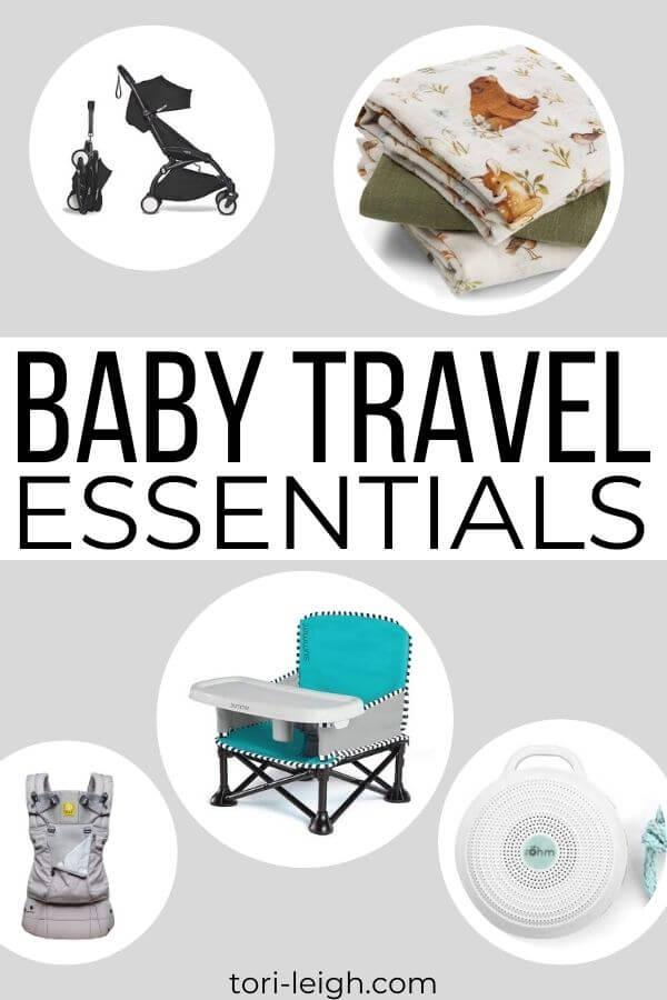 baby travel essentials 1