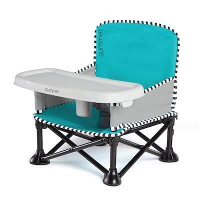 summer infant pop n sit highchair
