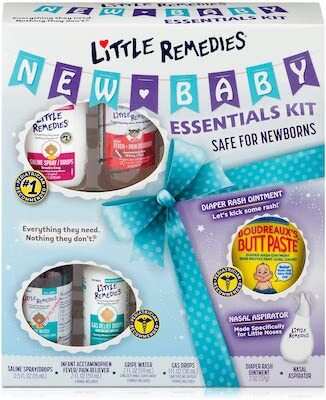 little remedies infant essentials kit