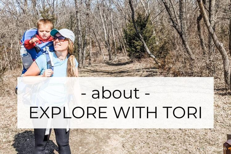 about Explore With Tori