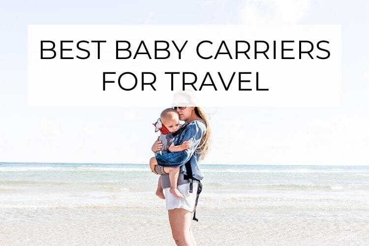 baby carriers for travel