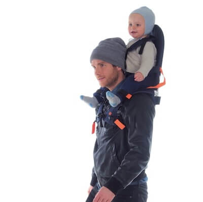 minimeis child shoulder carrier