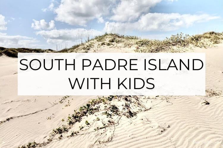 things to do on south padre island with kids