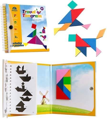 travel tangrams